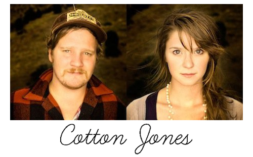 Cotton Jones